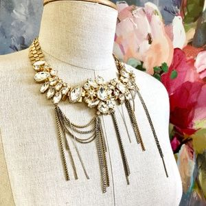 Banana Republic New Orleans Focal Necklace